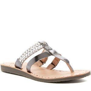 UGG Audra leather Sandal, sz 7